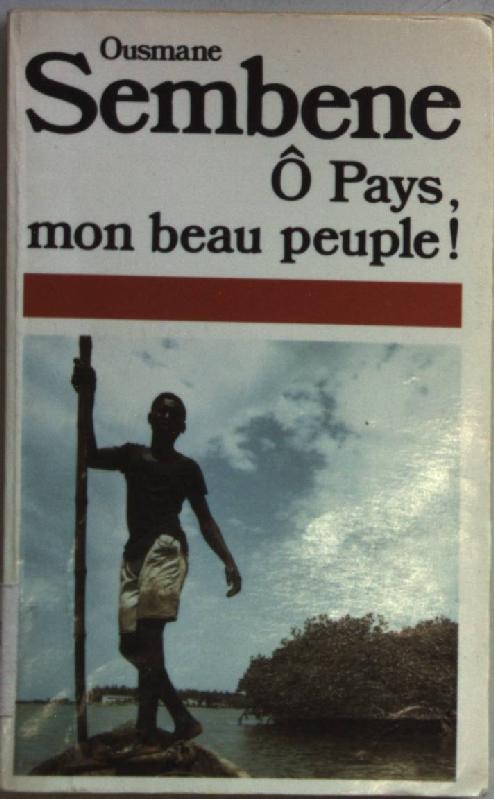 O mon pays mon beau peuple