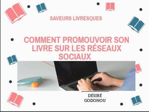 promouvoir son livre sur les réseaux sociaux
